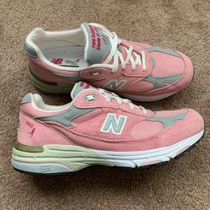 New Balance 993 Komen for the Cure Pink WR993KM